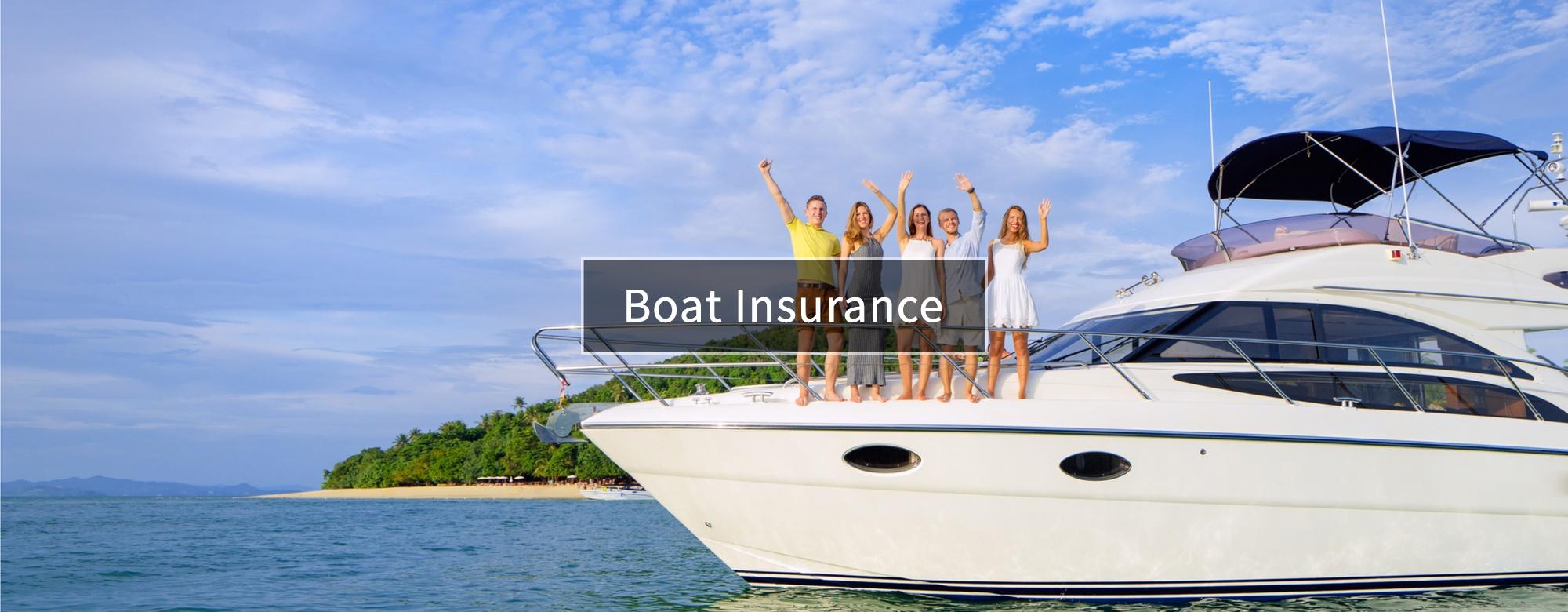 Boat Insurance in Massachusetts