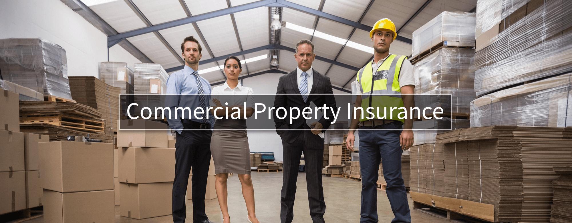 Commercial Property Header