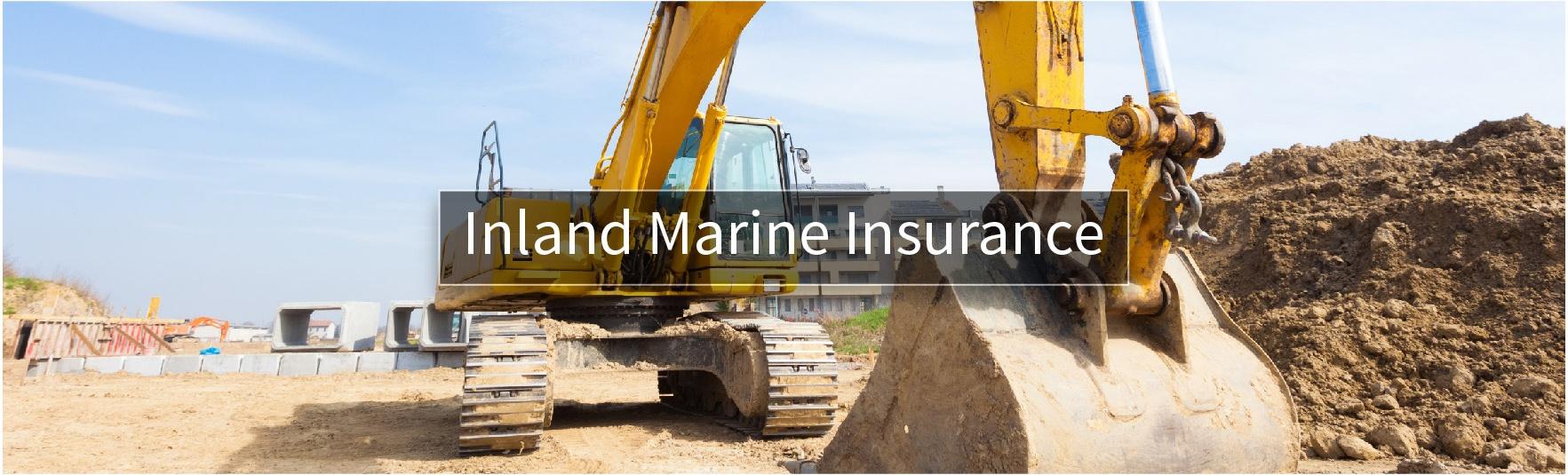 Inland Marine Insurance Massachuetts