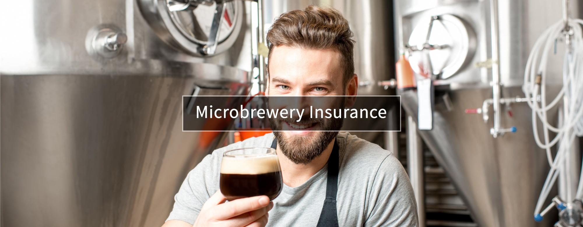 Microbrewery Insurance Massachusetts